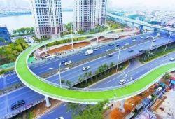 Ο ωραιότερος ποδηλατόδρομος είναι εναέριος και βρίσκεται στην Κίνα