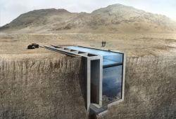 Το «κρεμαστό» σπίτι Ελλήνων αρχιτεκτόνων γίνεται πραγματικότητα