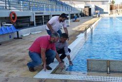 Με τηλεθέρμανση λειτουργεί πλέον το Δημοτικό Κολυμβητήριο Σύρου